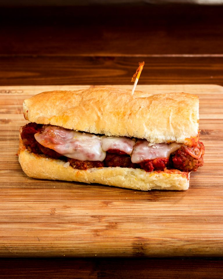 Image of the Meatball Sub